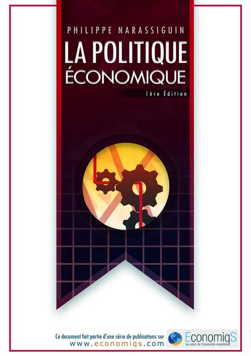 Couverture du ebook La politique économique
