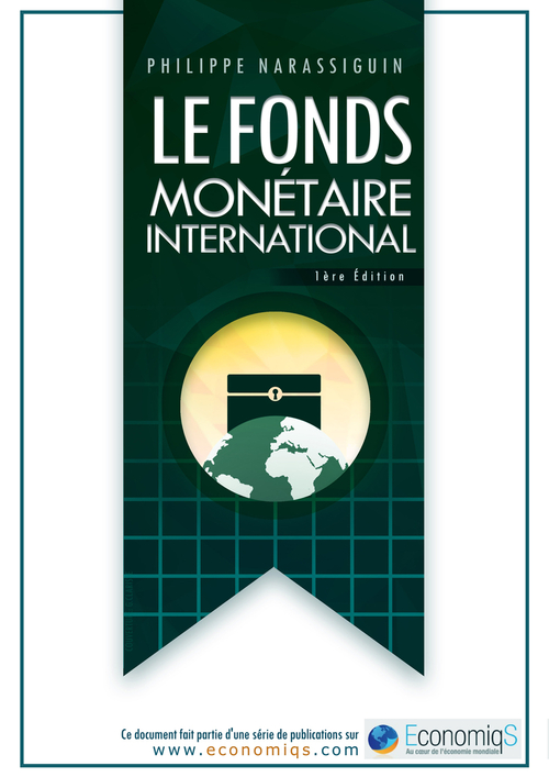 Couverture du ebook  Le fonds monétaire international FMI