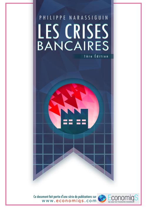 Couverture du ebook Les crises bancaires